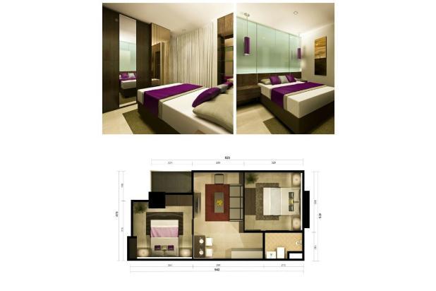 Apartemen 2 bedroom posisi hook 8058586