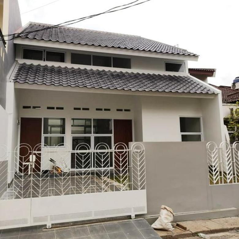 Rumah Baru ,siap huni di Bintaro Jaya 2
