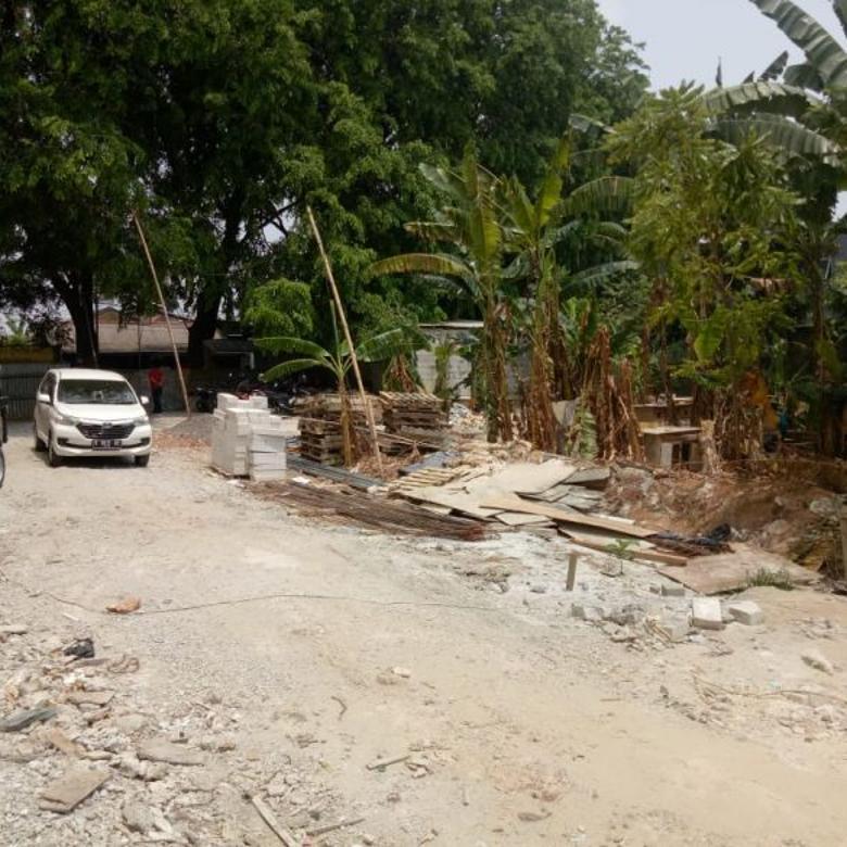 Dijual Tanah Kavling Komersial Strategis di Pinang, Tangerang