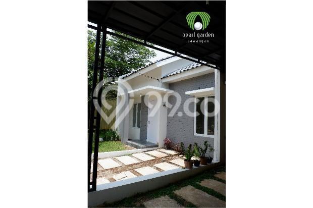 One Gate System, CCTV 24 Jam Rumah Type 81/40 di Sawangan.10 Menit Ke RSUD 14370330