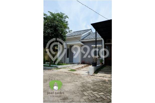 One Gate System, CCTV 24 Jam Rumah Type 81/40 di Sawangan.10 Menit Ke RSUD 14370331