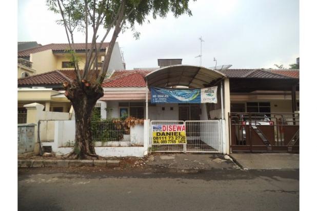 Disewakan Rumah Siap Huni Lokasi Permata Buana Uk.8x18m, 1Lantai 7608836