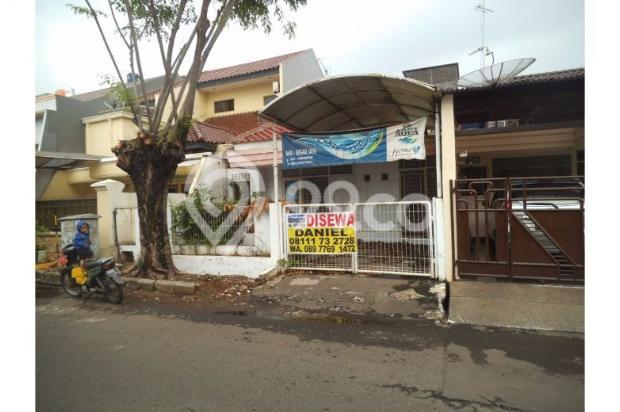 Disewakan Rumah Siap Huni Lokasi Permata Buana Uk.8x18m, 1Lantai 7608858