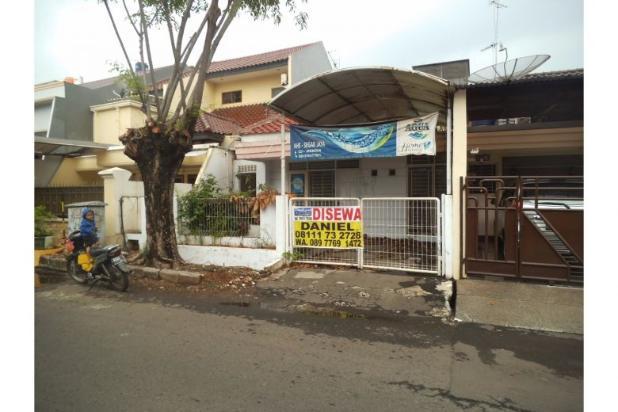 Disewakan Rumah Siap Huni Lokasi Permata Buana Uk.8x18m, 1Lantai 7608860