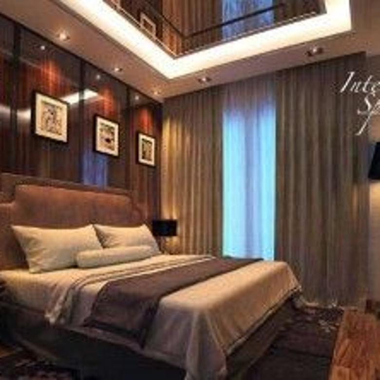apartemen di jakarta barat, grand madison, lantai 8, jual cepat, 1 bedroom