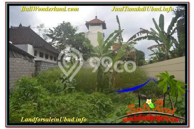 TANAH di UBUD BALI 200 m2 di Sentral / Ubud Center 19101721