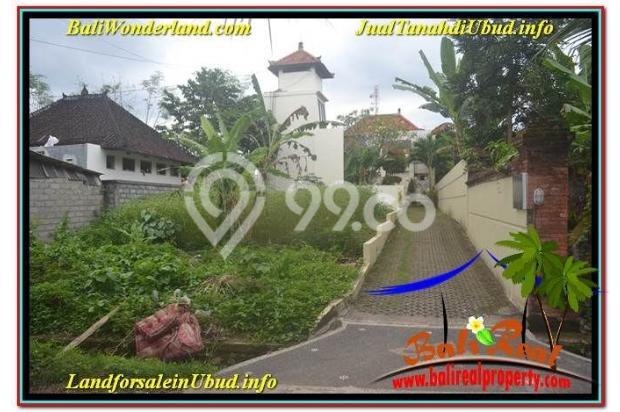 TANAH di UBUD BALI 200 m2 di Sentral / Ubud Center 19101720