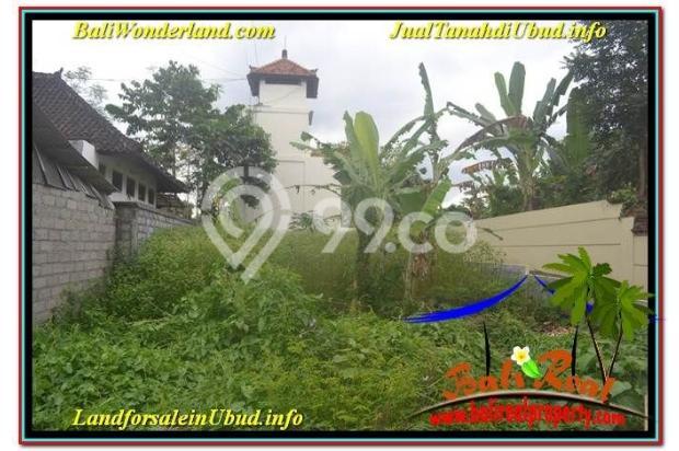 TANAH di UBUD BALI 200 m2 di Sentral / Ubud Center 19101723