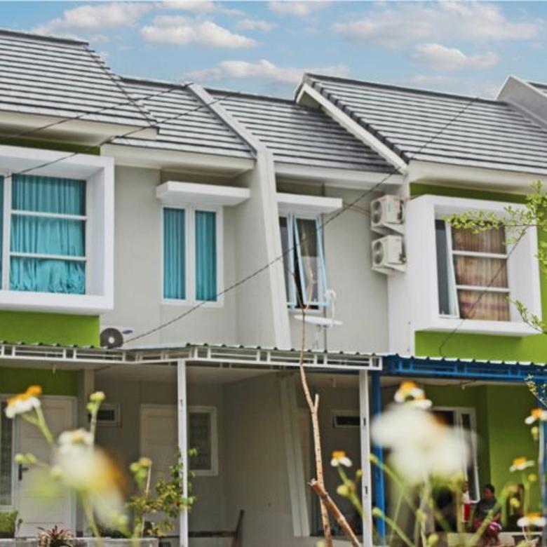 Dijual rumah siaphuni rumah 2lt strategis murah di cibinong