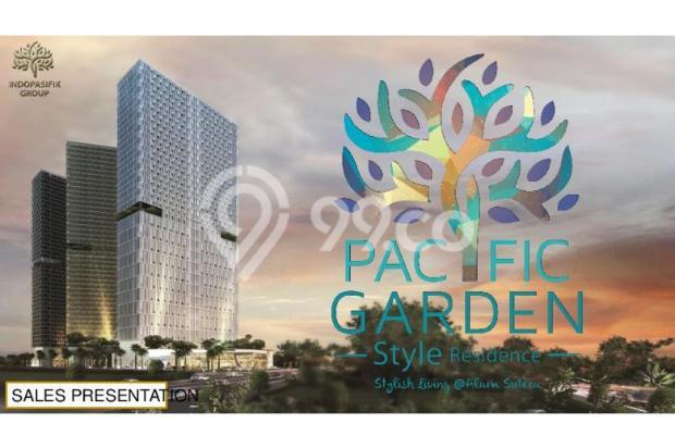 Dijual Apartemen Baru Murah di Pacific Garden Alam Sutera Tangerang 13167194