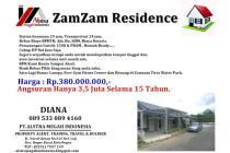 Zamzam Residence hunian termurah di Kota Bogor