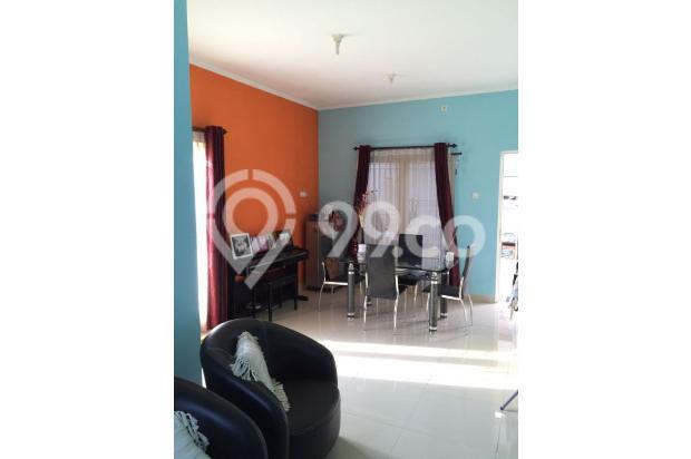 Rumah Pojok Bersertifikat SHM Perumahan Taman Dhika 890jt 17826060