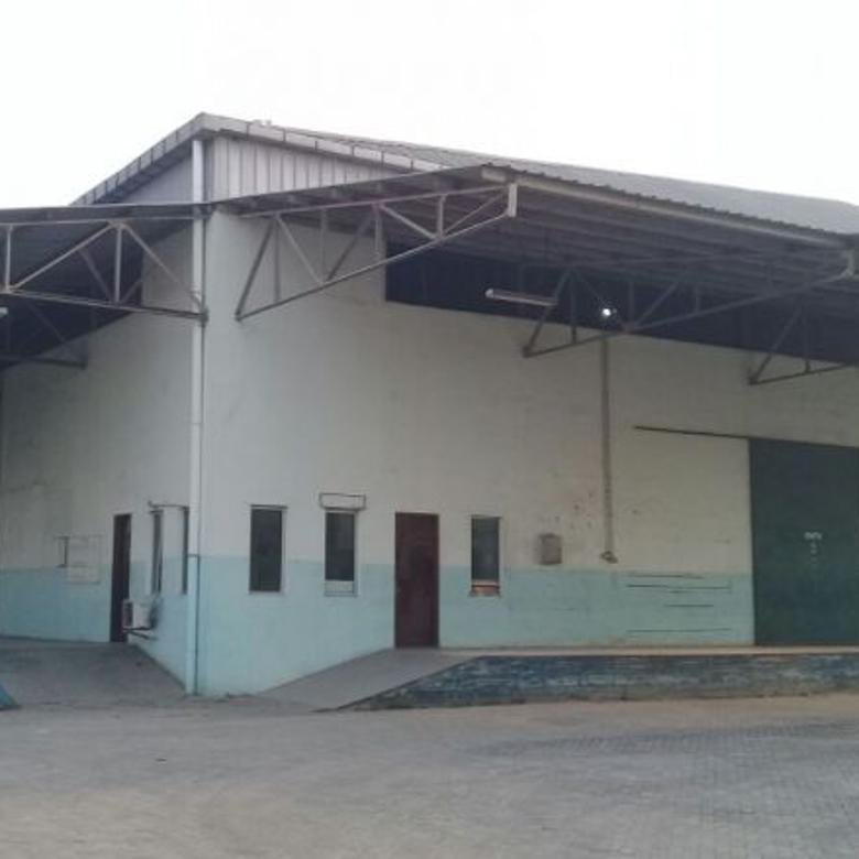 Gudang di Jl. Gatot Subroto . Kali ulu. Tanjung sari. Bekasi