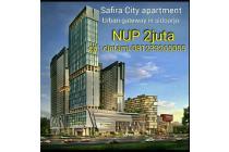 Dijual safira city apartment terlengkap dan termewah di sidoarjo