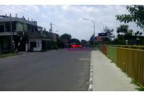 Tanah Istimewa LD 24 m, di Jln. Jambon IV, Jln Magelang Km 3,5 Ke Barat