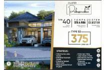 Cluster Pakusarakan Rumah Modern 2 Lantai di Cimahi