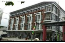Dijual Ruko 4lantai strategis di kawasan komersial Sungkono Central Busines