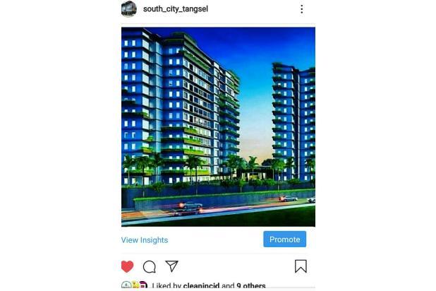 Rp707jt Apartemen Dijual