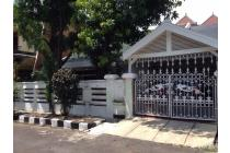 Rumah Dijual Murah di Rungkut Asri Surabaya, Hitung Tanah Saja
