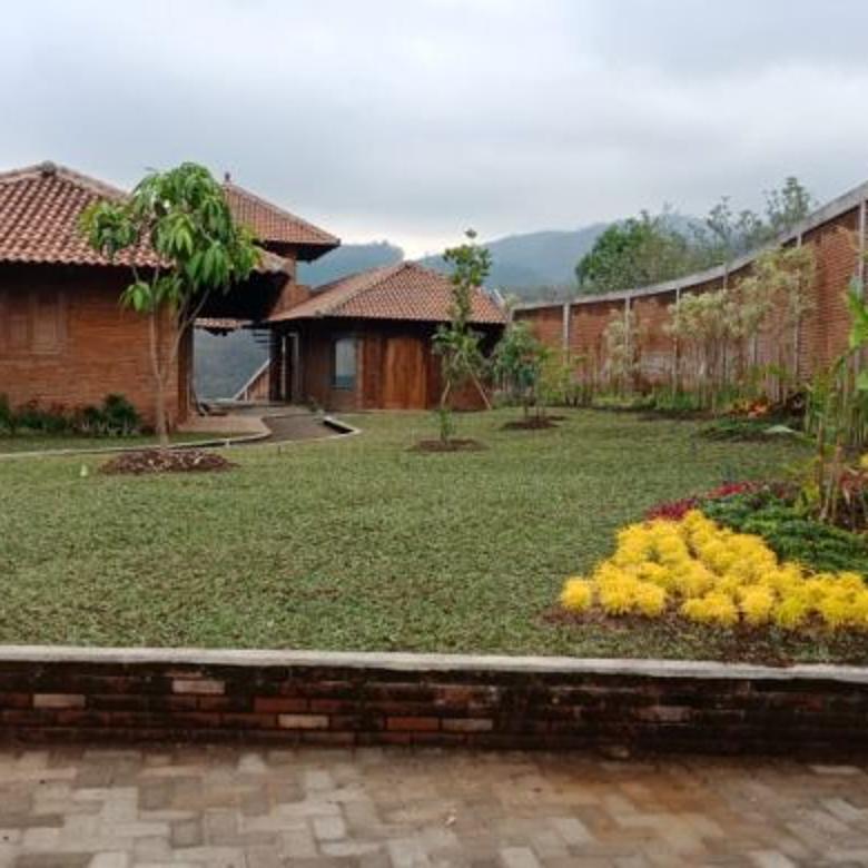 Vila  view bagus kawasan vila dekat wisata