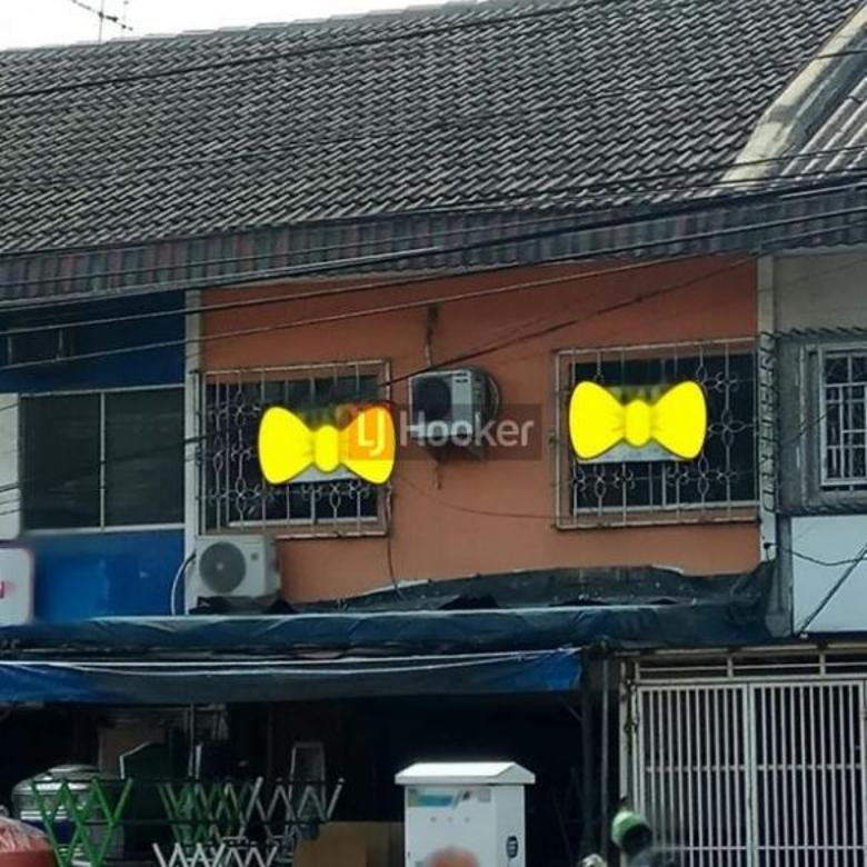 Ruko Di Jalan Muara Karang Raya, Area Jakarta Utara
