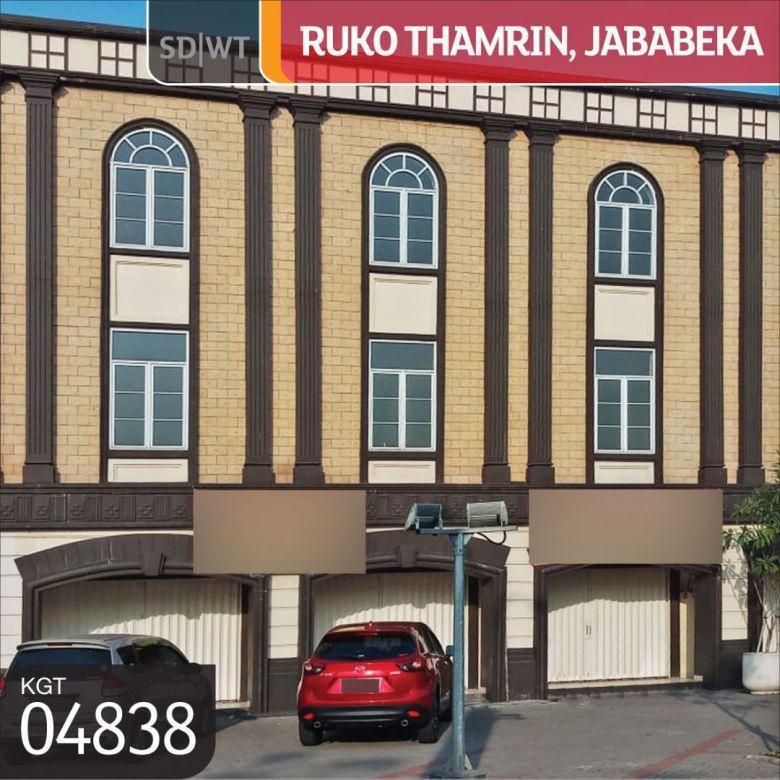 Ruko Ruko Thamrin Jababeka, Cikarang, Bekasi, Jawa Barat