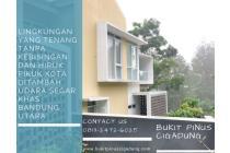 Rumah 2 Lantai Type Downslope Cluster Di Cigadung Dago Kota Bandung