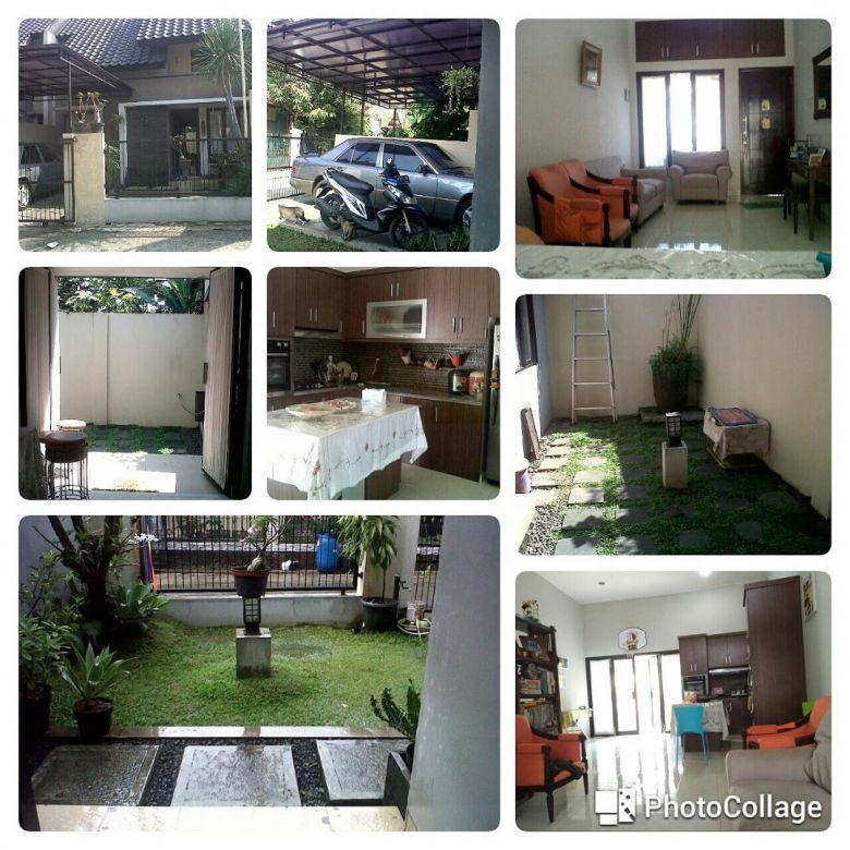 Dijual Rumah Second Nyaman di Kedung Badak Baru, Bogor