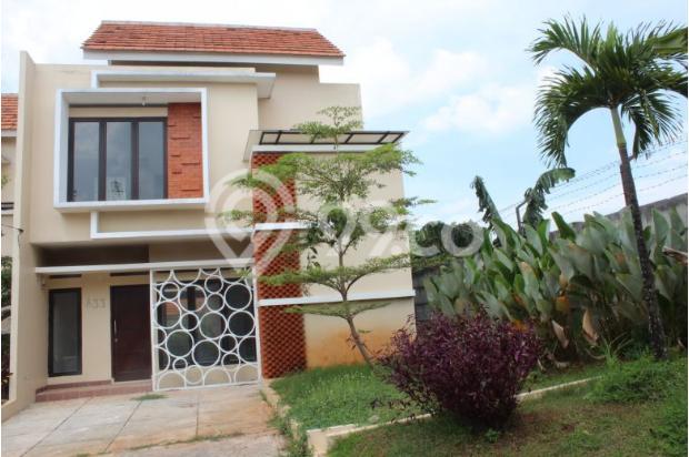 Rumah 2 Lantai Berfasilitas Kolam Renang Bonus Kitchen Set 13425644
