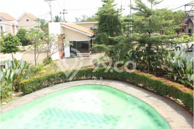 Rumah 2 Lantai Berfasilitas Kolam Renang Bonus Kitchen Set 13425645