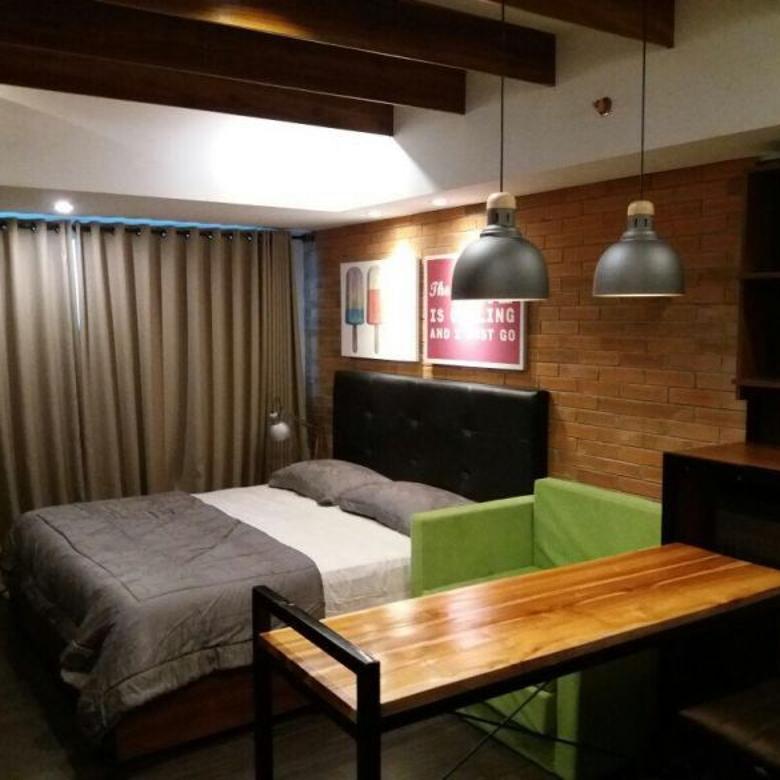 Furnished Studio Lt 12  Apartemen LA GRANDE TAMANSARI MERDEKA Bandung