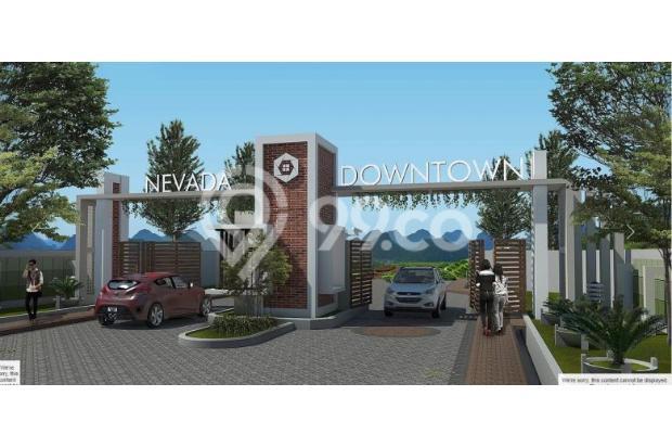 Rumah dengan Konsep Modern Minimalis di Bandung Barat 15037868