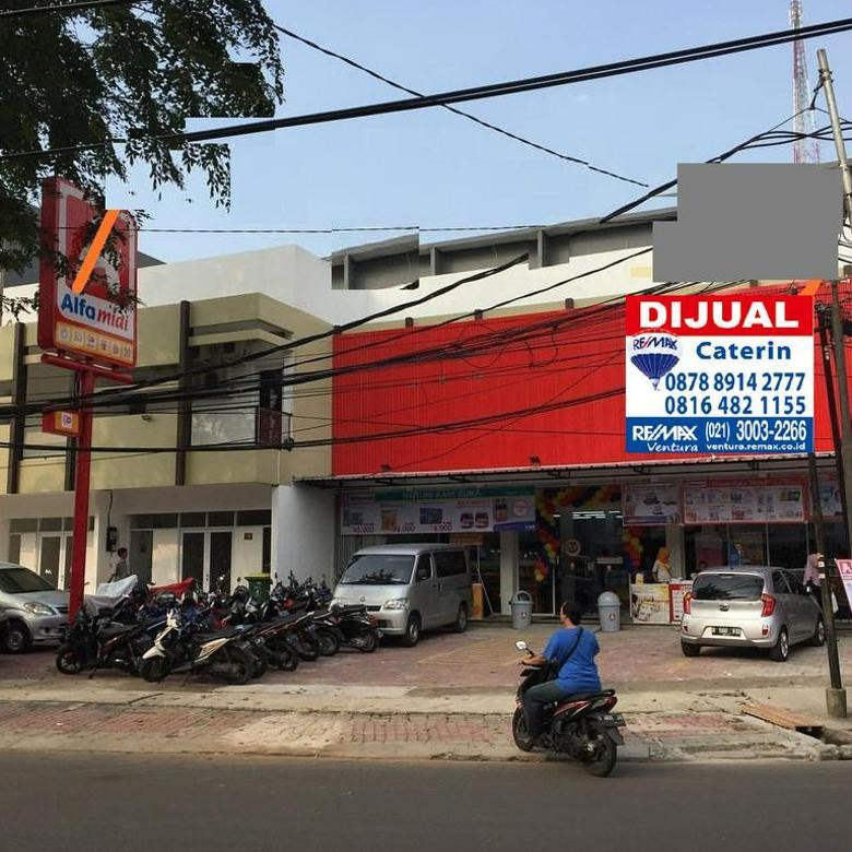 Ruko Jl.Perjuangan Kebon Jeruk Jakarta Barat  Lokasi pinggir jalan , sangat cocok untuk usaha apapun lokasi ramai