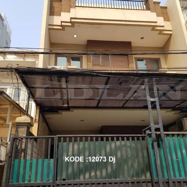 KODE :12073(Dj) Rumah Dijual Sunter, Luas 6x15 Meter