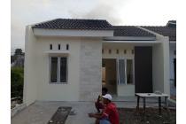 Rumah Cantik Hanya dengan DP 5 juta bisa Serah terima kunci