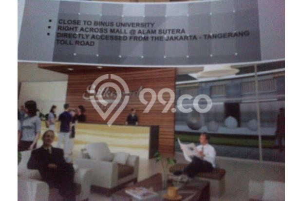 Disewa Apartemen Silkwood Alam Sutera, Tangerang 908505