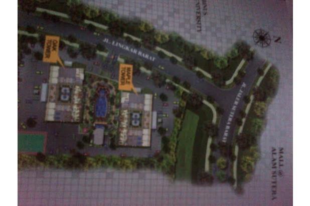 Disewa Apartemen Silkwood Alam Sutera, Tangerang 908515