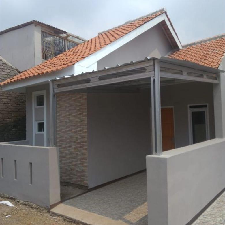 Rumah Desain Modern Strategis Hanya 150 Juta: Rumah Minimalis Bandung