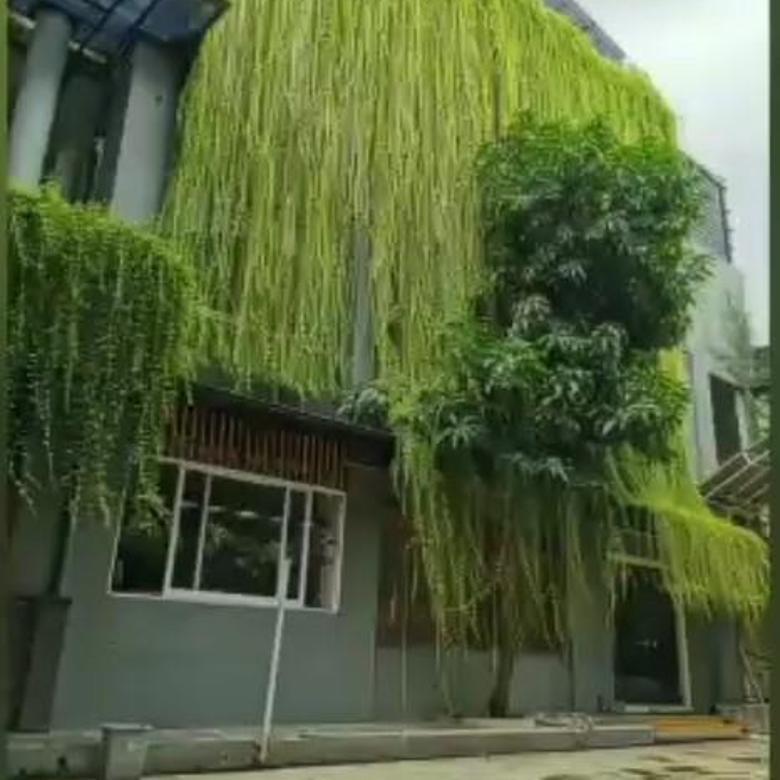 Gedung saharjo tebet,pinggir jalan raya,dibawah NJOP,harga 22M nett