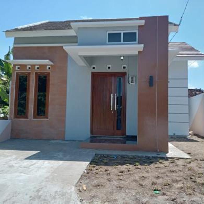 Rumah minimalis harga ekonomis siap huni di selomartani kalasan dekat LPMP