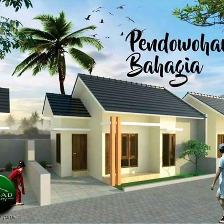Rumah Minimalis dekat Kampus ISI Yogyakarta ( AR 53 )