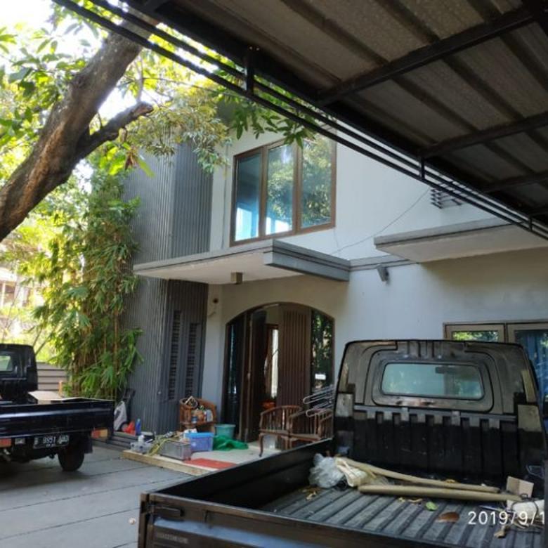 Dijual Rumah di Jalan Utama Raya Jambore