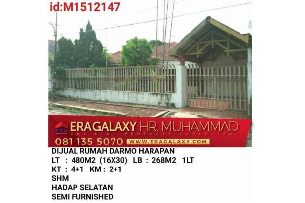 Rumah Darmo Harapan Dekat HR Muhammad! 10241531