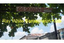 Dijual Tanah di Jl. Pramuka Gang 2000 RT. 12 Banjarmasin