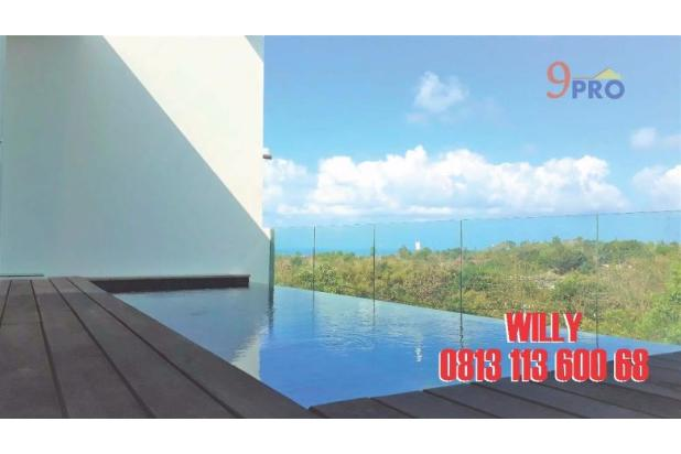 Freehold Villa in Ungasan Bali with Fantastic View of Ocean & Greenery 17712214