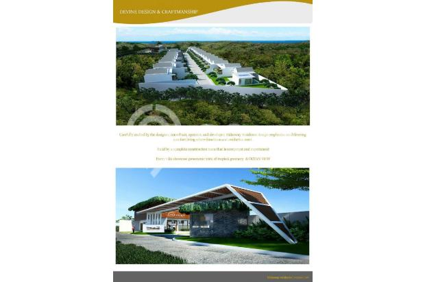 Freehold Villa in Ungasan Bali with Fantastic View of Ocean & Greenery 17712230