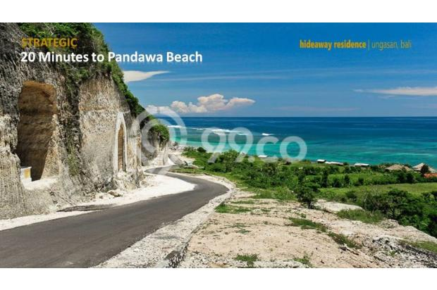 Freehold Villa in Ungasan Bali with Fantastic View of Ocean & Greenery 17712246