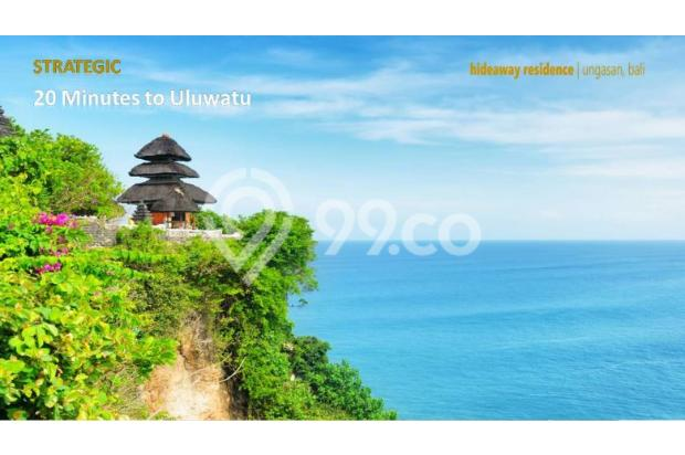 Freehold Villa in Ungasan Bali with Fantastic View of Ocean & Greenery 17712249