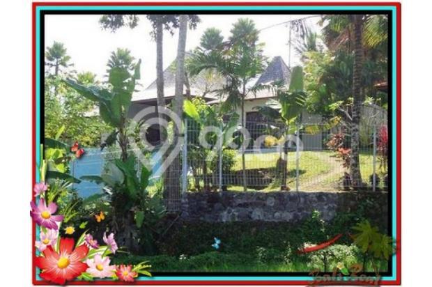 Murah Strategis 1.900 m2  View Sawah di Ubud TJUB505  4292189