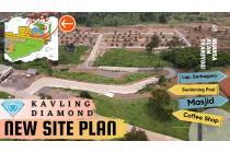 Tanah Kavling View Juara di Puncak 2 Bogor